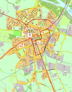 Karta grada